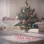 Notre Home Sweet Home aux décorations de Noël ❤