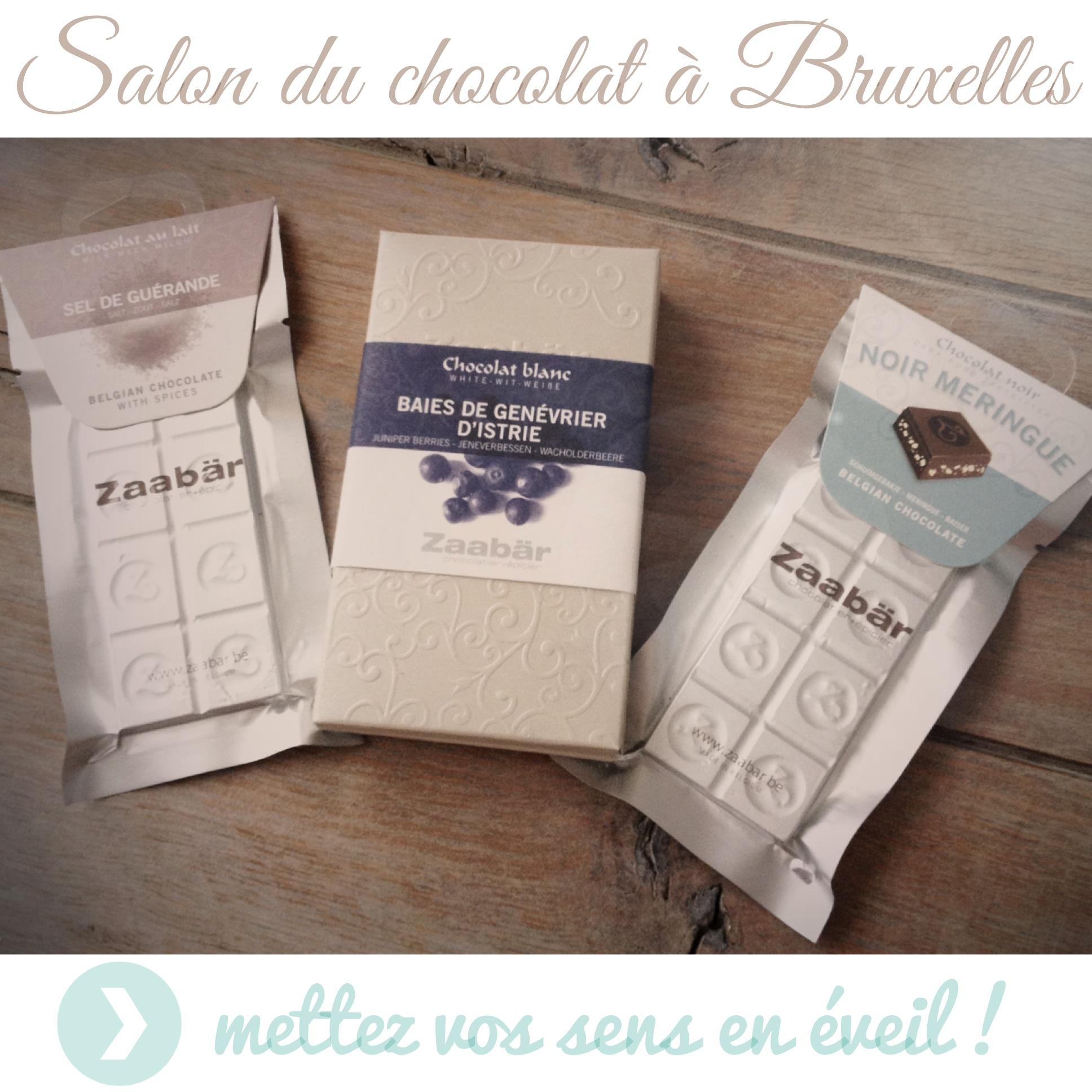 Le premier salon du chocolat bruxelles gourmandise for Salon du tourisme belgique