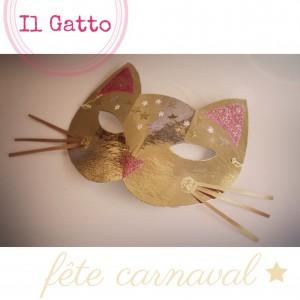 Il Gatto fête Carnaval