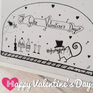 Il Gatto Valentine's Day