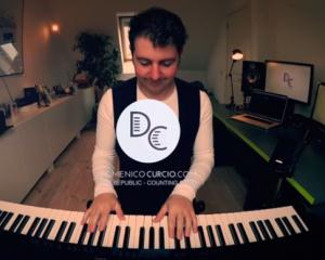 Cover Domenico Curcio  Chiara et Moi