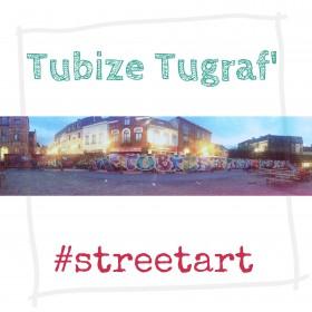 Tubize Tugraf' : nouvelle fresque #streetart dans ma ville