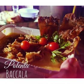 «Polenta et Baccala» : la recette de mes parents à la Polenta Cup 2014