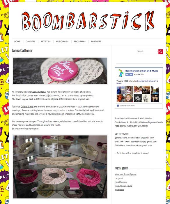 Boombarstick
