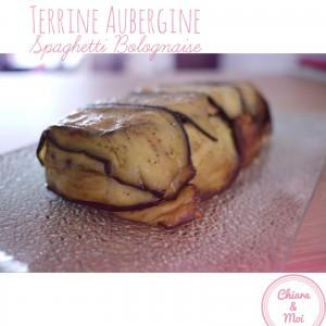 Terrine Aubergine