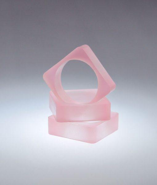 Bague K-Ré Double Pink