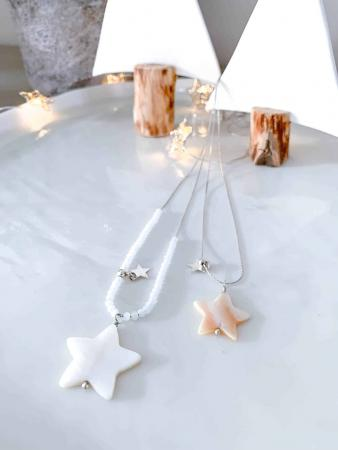 "Collier ""To The Star"""